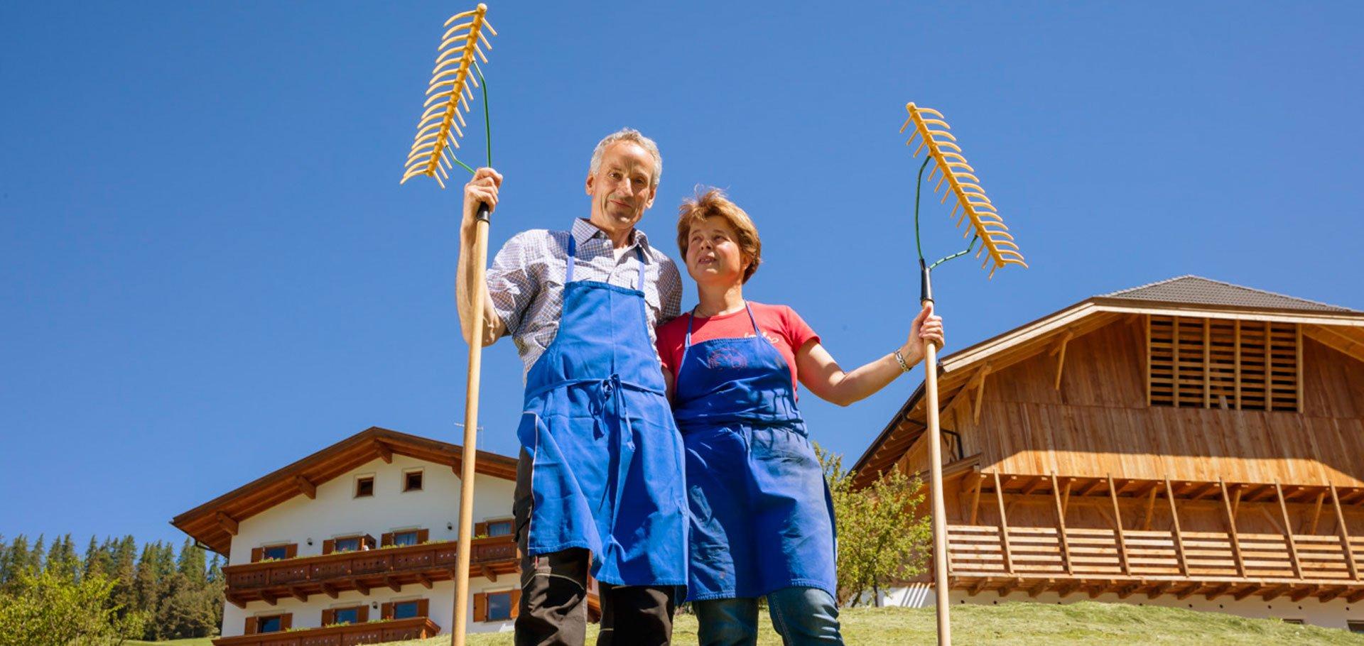 Urlaub auf dem Bauernhof Seis am Schlern - Dolomiten