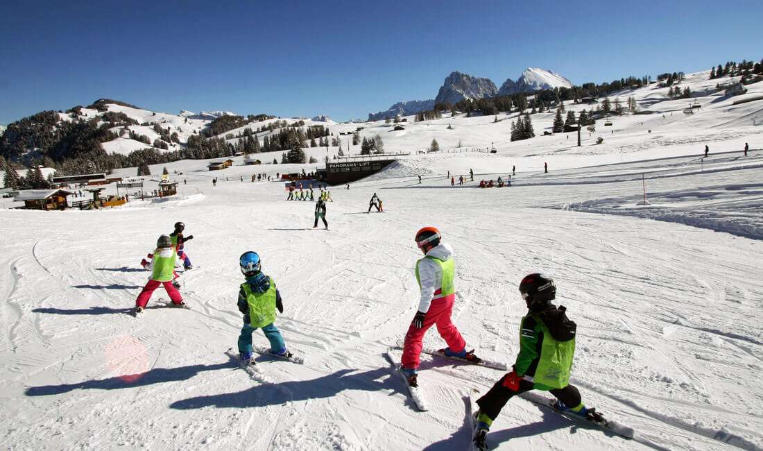Ski holiday South Tyrol